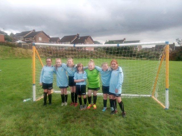 Emma Toone Girls Trophy Winners